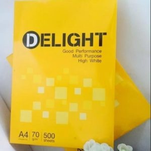 Giấy A4 Delight 70 gsm