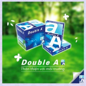 Giấy A5 Double A 70 gsm