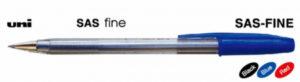 Bút bi uni sa-s fine japan nét 0.7mm ball-point pen