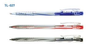 Bút bi Thiên Long 027