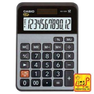 Máy Casio MX - 120B (chính hãng)
