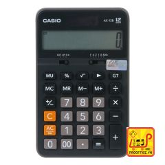 Máy tính Casio AX 12B chính hãng