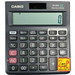 Máy tính Casio MJ-120D plus