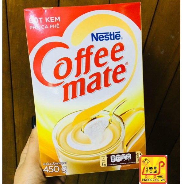 Bột kem cafe Coffee mate 450g2
