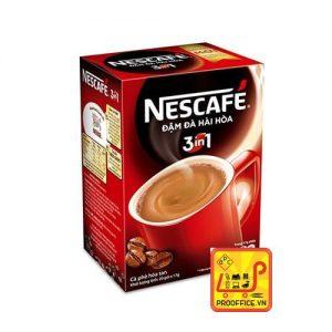 Cafe NESCAFÉ 3in1 - Đậm Đà Hài Hòa1