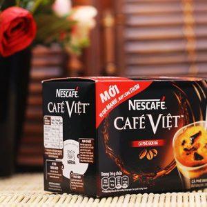 Cafe NESCAFÉ Café Việt - Cà Phê Đen Đá2