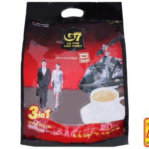Cafe Trung Nguyen G7 3 in 1 50 gói 16g