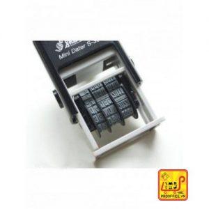 Dấu tự động Shiny S-306 6 số - số cao 3mm