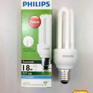 Bóng đèn Compact Philips 18W 3U1_result