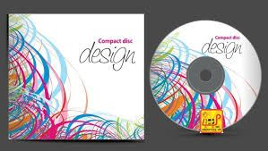 Decal đĩa CD
