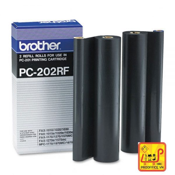 Film fax cho máy Brother PC-202 (137m)