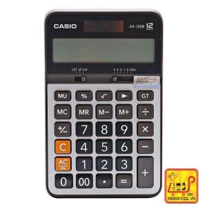 Máy tính Casio AX-120B chính hãng_result
