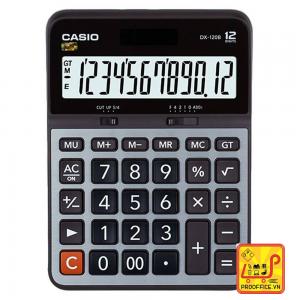 Máy tính Casio DX-120B chính hãng_result