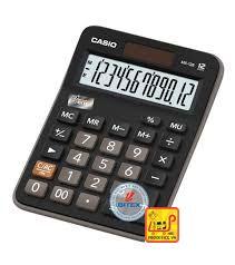 Máy tính Casio MX-12B chính hãng