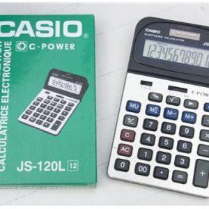 Máy tính JS - 120 L - 12 số