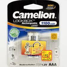 Pin sạc 3A Camelion 1,2V