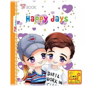 Tập 200 trang happy days