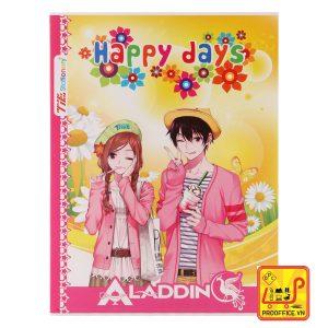Tập 200 trang happy days1