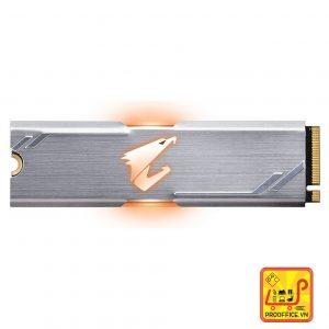 Ổ cứng SSD Gigabyte Aorus 256GB RGB M.2 NVMe (GP-ASM2NE2256GTTDR)2