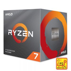CPU AMD Ryzen 7 3700X, with Wraith Prism cooler_ 3.6 GHz (4.4GHz Max Boost) _ 36MB Cache _ 8 cores _ 16 threads _ 65W _ Socket AM4