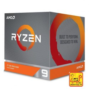 CPU AMD Ryzen 9 3900X, with Wraith Prism cooler- 3.8 GHz (4.6GHz Max Boost) -70MB Cache - 12 cores - 24 threads - 105W - Socket AM