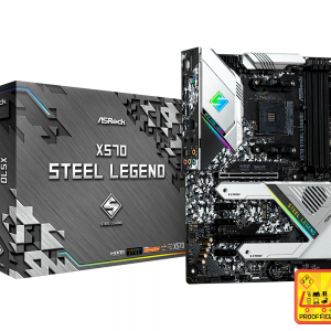 Mainboard ASROCK X570 Steel Legend AM4 ATX