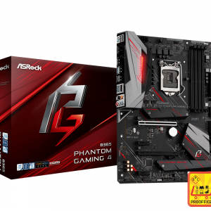 Mainboard Asrock B365 Phantom Gaming 4