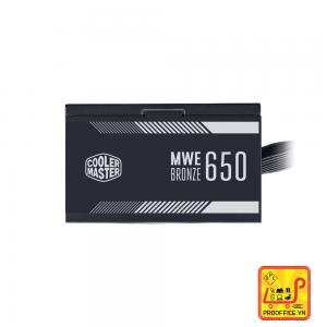 Nguồn máy tính Cooler Master MWE 650 BRONZE V21