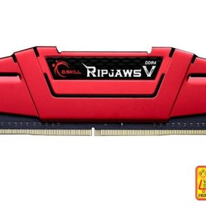 RAM G.SKILL RIPJAWS V 16GB (2x8GB) DDR4 3000MHz (F4-3000C16D-16GVRB)2
