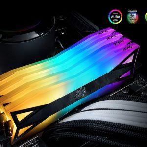 Ram ADATA SPECTRIX D60G RGB 16GB (2x8GB) DDR4 3000Mhz