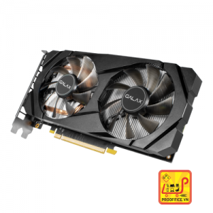 VGA GALAX GeForce GTX 1660 (1-Click OC) 6GB GDDR5 (60SRH7DSY91C)1