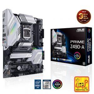 Mainboard ASUS PRIME Z490-A LGA1200
