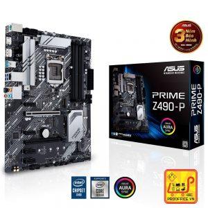 Mainboard ASUS PRIME Z490-P LGA1200