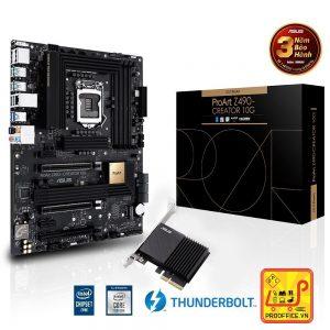 Mainboard ASUS ProArt Z490-CREATOR 10G LGA1200