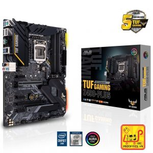 Mainboard ASUS TUF Gaming Z490-PLUS LGA1200