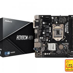 Mainboard Asrock H310CM- HDV Socket 1151 m-ATX