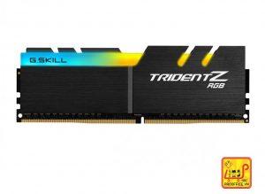 Ram GSkill TRIDENT Z RGB 8GB (8GBx1) DDR4 3000MHz (F4-3000C16S-8GTZR)1